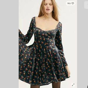 NEW Free People Regina Mini Dress Petite